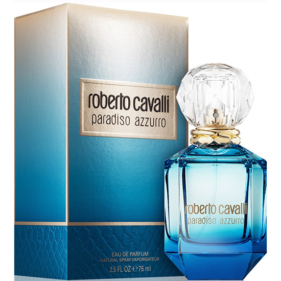 Roberto Cavalli Paradiso Azzurro Дамски Парфюм 4118 на ХИТ цена ... 6a928914cf