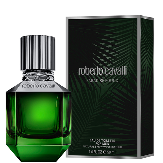 Roberto Cavalli Paradise Found for men мъжки парфюм