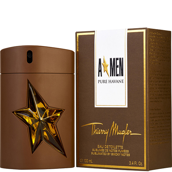 Thierry Mugler A MEN PURE HAVANE мъжки парфюм
