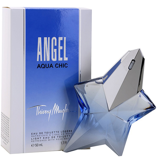 Thierry Mugler ANGEL AQUA CHIC дамски парфюм