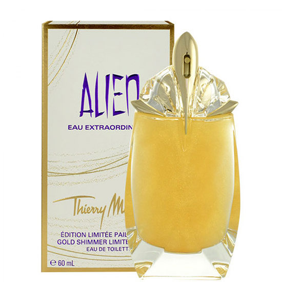 Thierry Mugler Alien Eau Extraordinaire Gold Shimmer дамски парфюм
