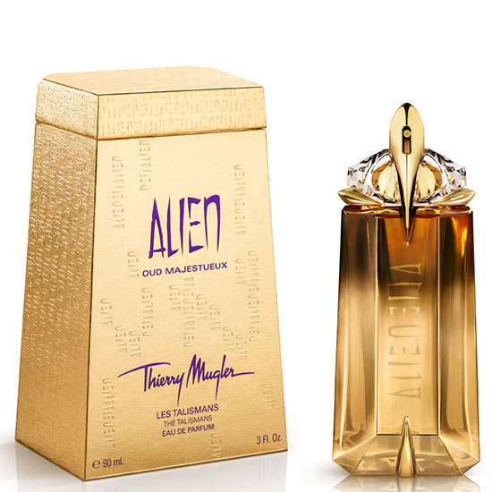 Thierry Mugler Alien Oud Majestueux дамски парфюм