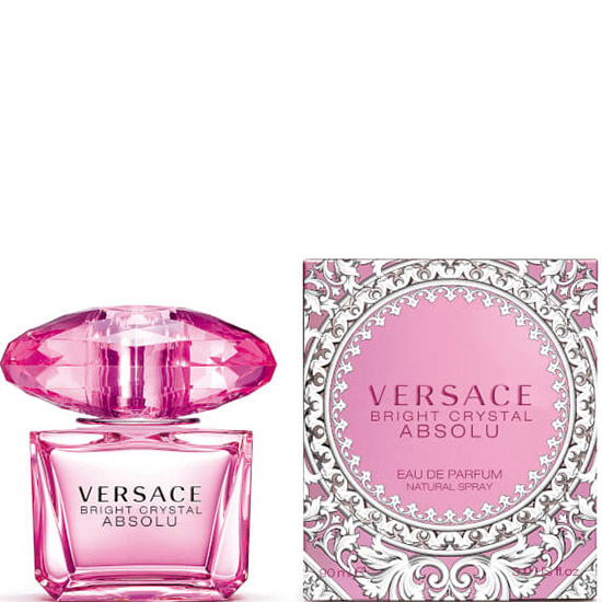 Versace BRIGHT CRYSTAL ABSOLU дамски парфюм