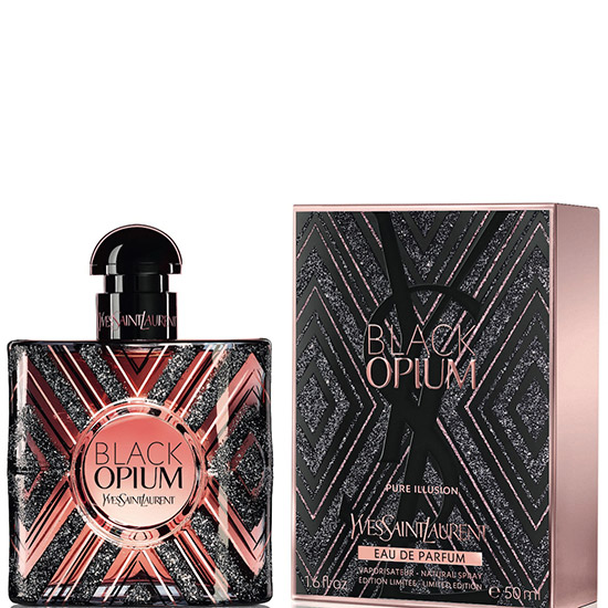 Yves Saint Laurent Black Opium Pure Illusion дамски парфюм