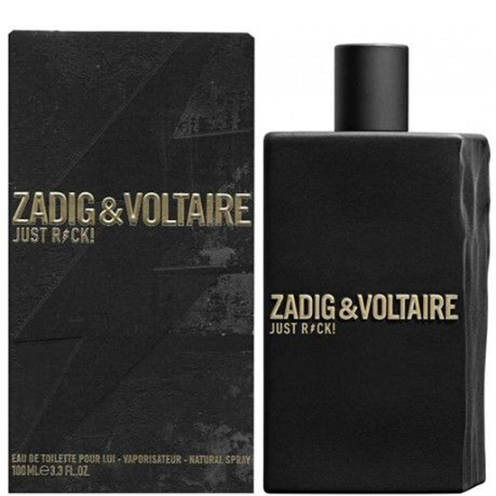 Zadig&Voltaire Just Rock! for Him мъжки парфюм