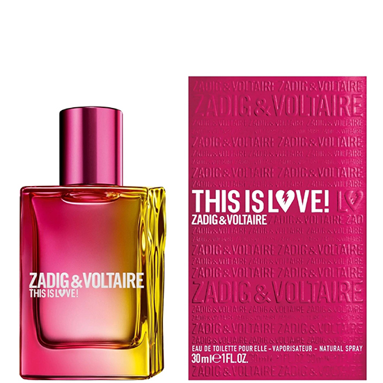 Zadig&Voltaire This Is Love! for Her дамски парфюм