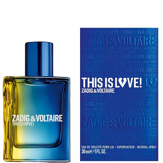 Zadig&Voltaire This Is Love! for Him мъжки парфюм