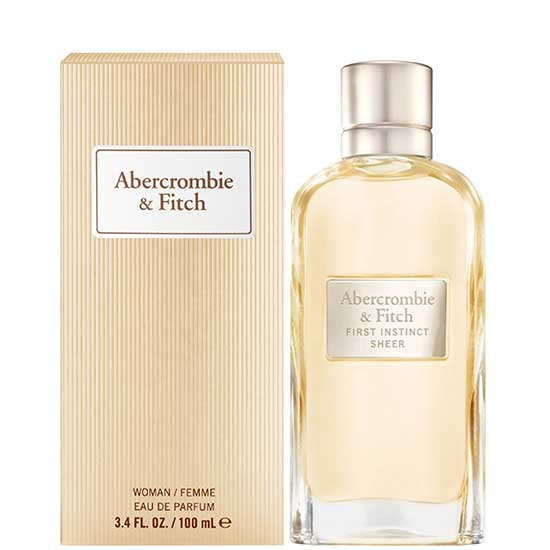 Abercrombie&Fitch First Instinct Sheer дамски парфюм