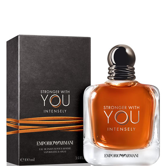 Emporio Armani Stronger With You Intensely мъжки парфюм