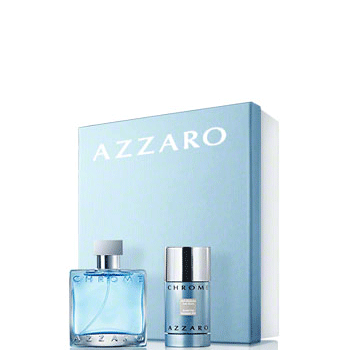 Azzaro CHROME комплект 2 части 50 мл - EDT