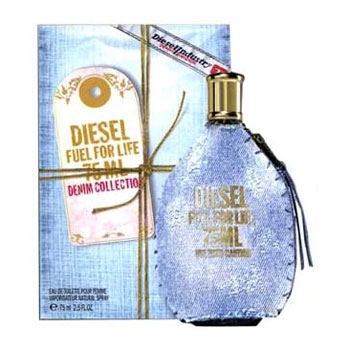 Diesel FUEL for LIFE DENIM Collection дамски парфюм