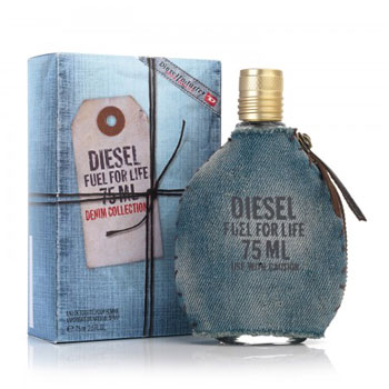 Diesel FUEL for LIFE DENIM Collection мъжки парфюм