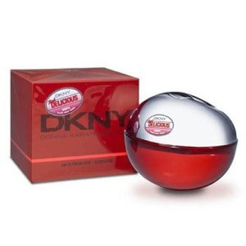 Donna Karan DKNY BE DELICIOUS RED дамски парфюм