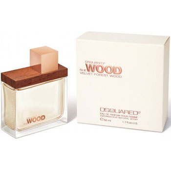 DSquared SHE WOOD VELVET FOREST WOOD дамски парфюм