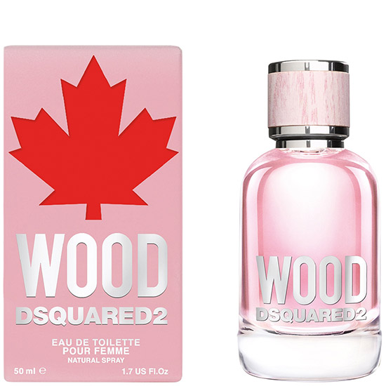 Dsquared Wood For Her дамски парфюм