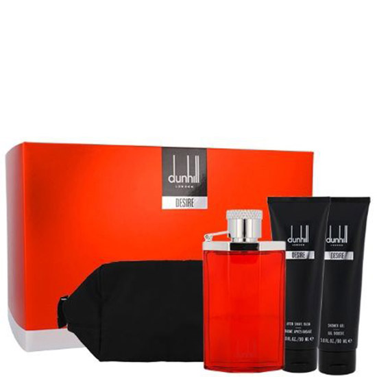 Dunhill DESIRE FOR MEN комплект 4 части 100 мл - EDT
