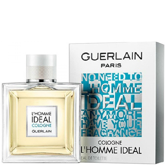 Guerlain L'HOMME IDEAL COLOGNE мъжки парфюм