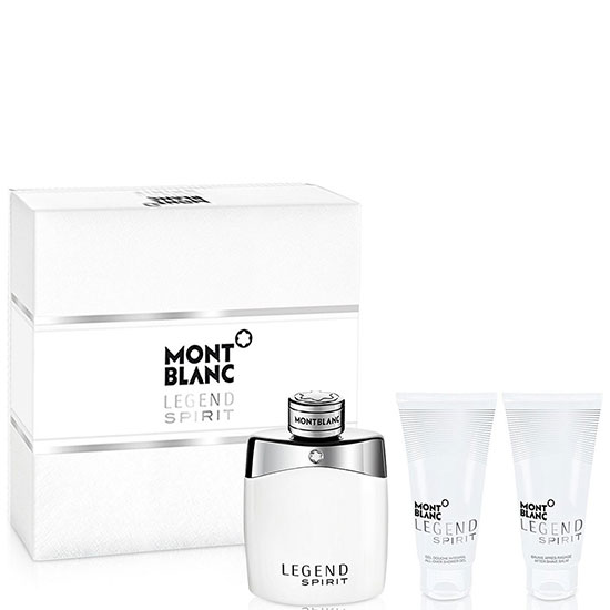Mont Blanc Legend Spirit комплект 3 части 100 мл - EDT