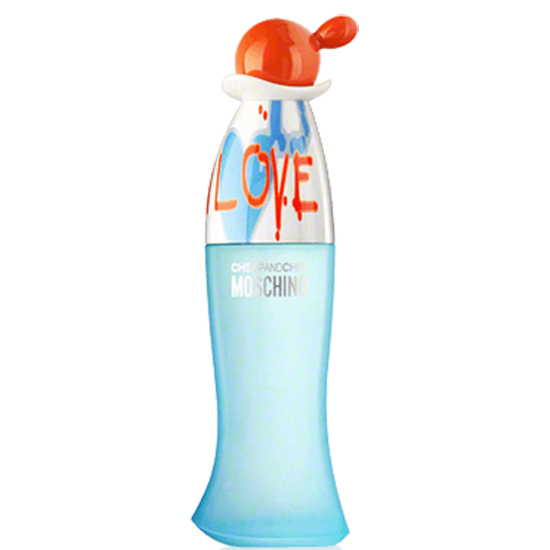 Moschino CHEAP & CHIC I LOVE LOVE парфюм за жени EDT 100 мл