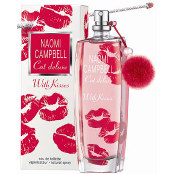 Naomi Campbell CAT DELUXE WITH KISSES дамски парфюм