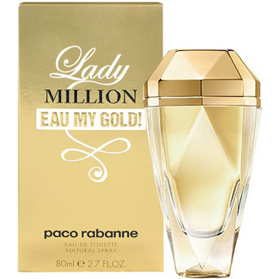 Paco Rabanne LADY MILLION EAU MY GOLD дамски парфюм