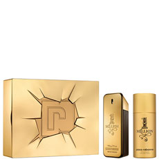 Paco Rabanne 1 MILLION комплект 2 части 100 мл - EDT