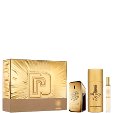 Paco Rabanne 1 Million Parfum комплект 3 части 50 мл - EDP