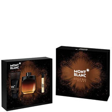 Mont Blanc Legend Night комплект 3 части 100 мл - EDP