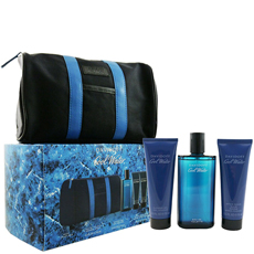Davidoff COOL WATER комплект 4 части 125 мл - EDT
