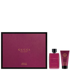 Gucci Guilty Absolute Pour Femme комплект 2 части 50 мл - EDP