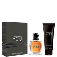 Emporio Armani Stronger With You комплект 2 части 50 мл - EDT