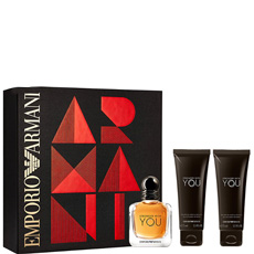 Emporio Armani Stronger With You комплект 3 части 50 мл - EDT