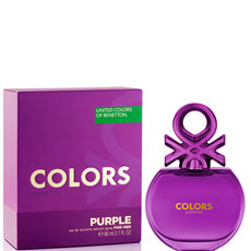 Benetton Colors de Benetton Purple дамски парфюм