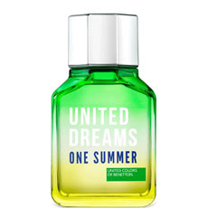Benetton United Dreams One Summer парфюм за мъже 100 мл - EDT