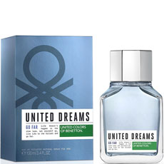 Benetton Unites Dreams Go Far мъжки парфюм