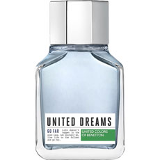 Benetton Unites Dreams Go Far парфюм за мъже 100 мл - EDT
