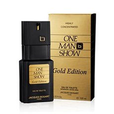 Jacques Bogart ONE MAN SHOW GOLD EDITION парфюм за мъже 100 мл - EDT