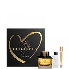 Burberry My Burberry Black комплект 3 части 90 мл - EDP