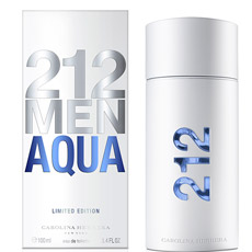 Carolina Herrera 212 Men Aqua мъжки парфюм