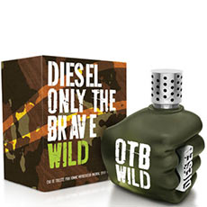Diesel ONLY THE BRAVE WILD мъжки парфюм