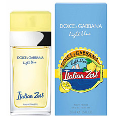 Dolce&Gabbana Light Blue Italian Zest дамски парфюм
