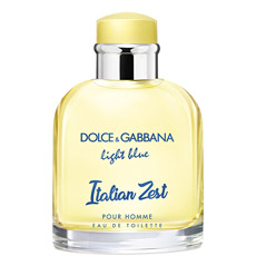 Dolce&Gabbana Light Blue Italian Zest парфюм за мъже 125 мл - EDT