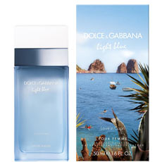 Dolce&Gabbana Light Blue Love in Capri дамски парфюм