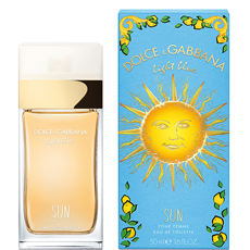 Dolce&Gabbana Light Blue Sun дамски парфюм