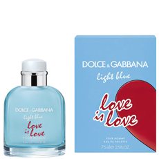 Dolce&Gabbana Light Blue Love is Love Pour Homme мъжки парфюм