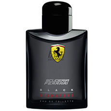 Ferrari BLACK SIGNATURE афтършейв 75 мл