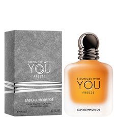 Emporio Armani Stronger  With You Freeze мъжки парфюм