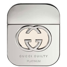 Gucci Guilty Platinum Edition парфюм за жени 50 мл - EDT