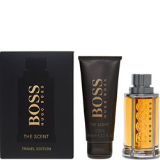 Hugo Boss Boss The Scent комплект 2 части 100 мл - EDT