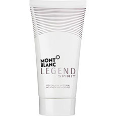 Mont Blanc Legend Spirit душ-гел 150 мл